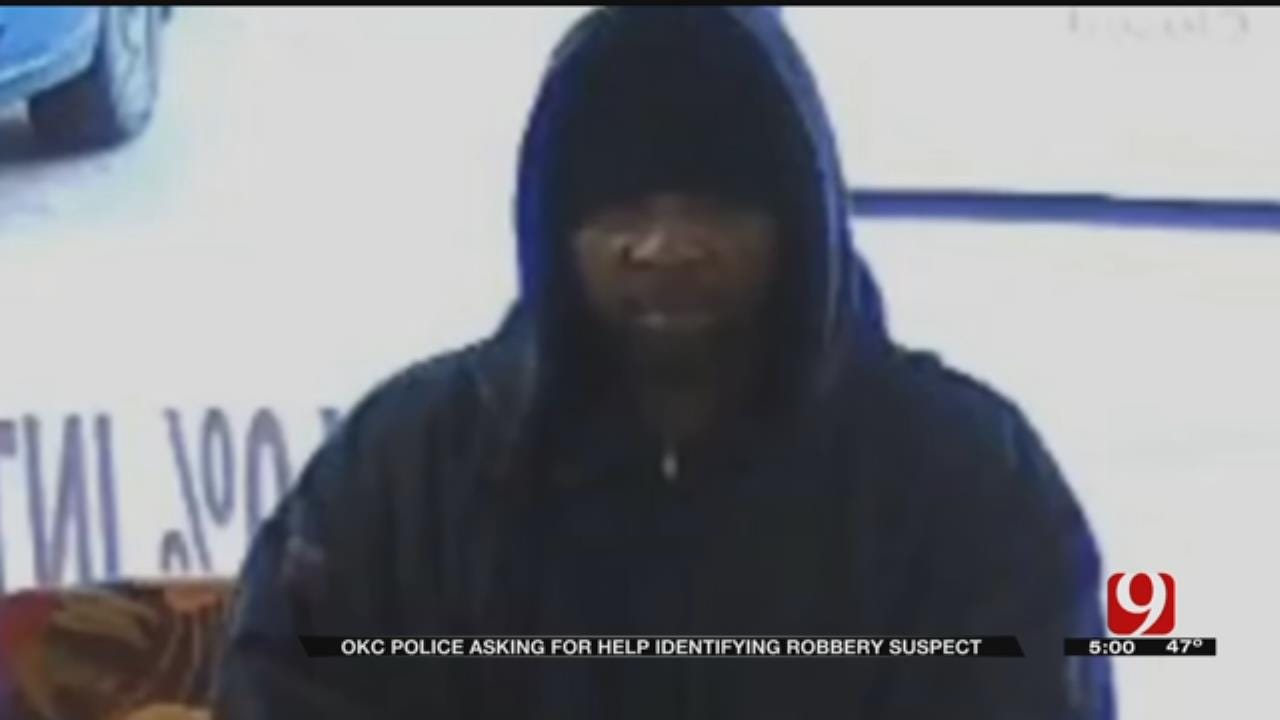 Suspect Ties Up, Taunts Victim In OKC Robbery