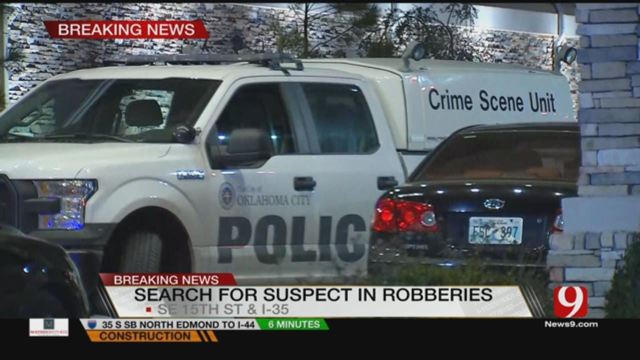 Metro Law Officers Investigate Several Hotel Robberies