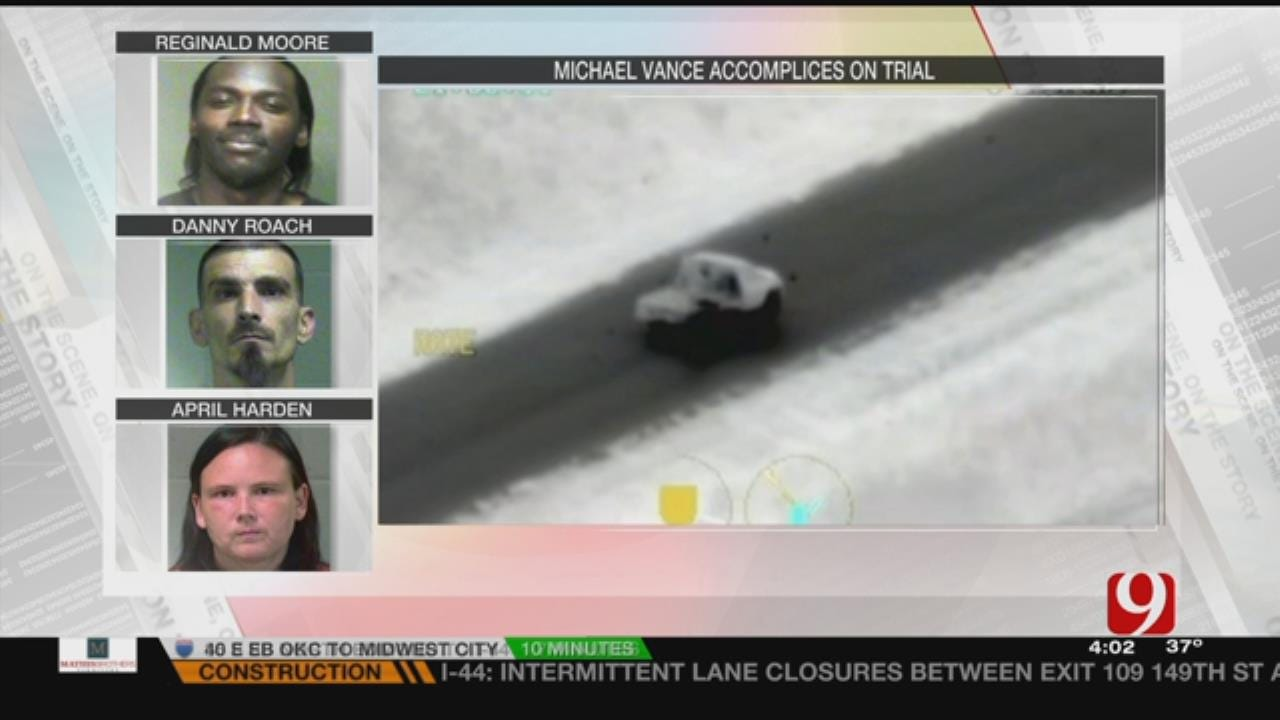 Alleged Michael Vance Accomplices To Be In Court