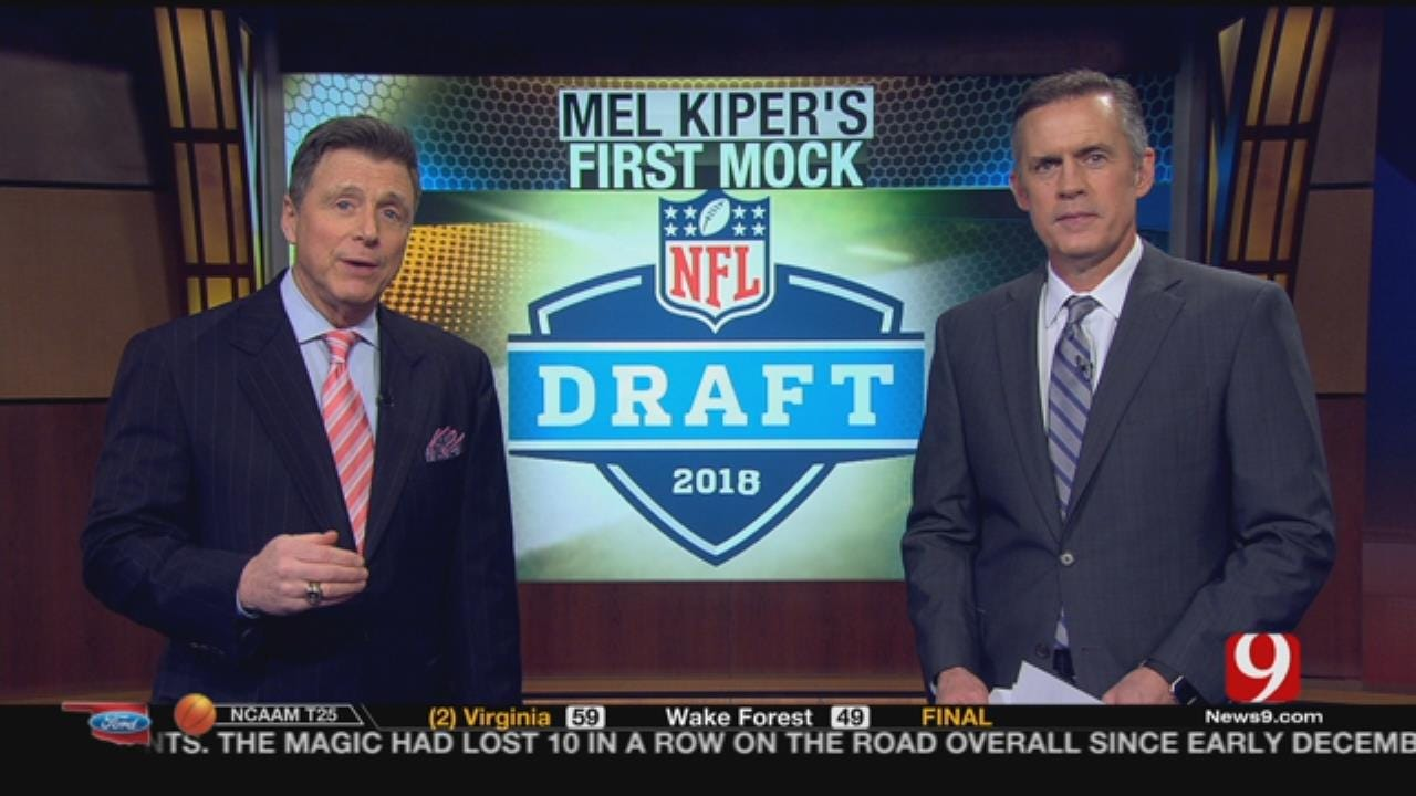 Mock Draft Has Baker Mayfield Going To Redskins?