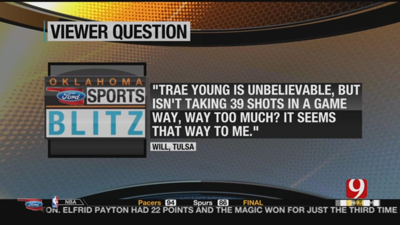 Viewer Question of the Week: Trae Young Shot Selection