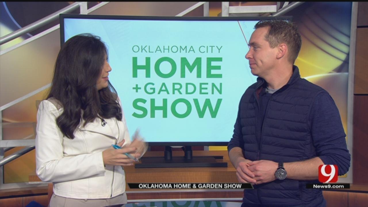 Home & Garden Show: Clint Harp