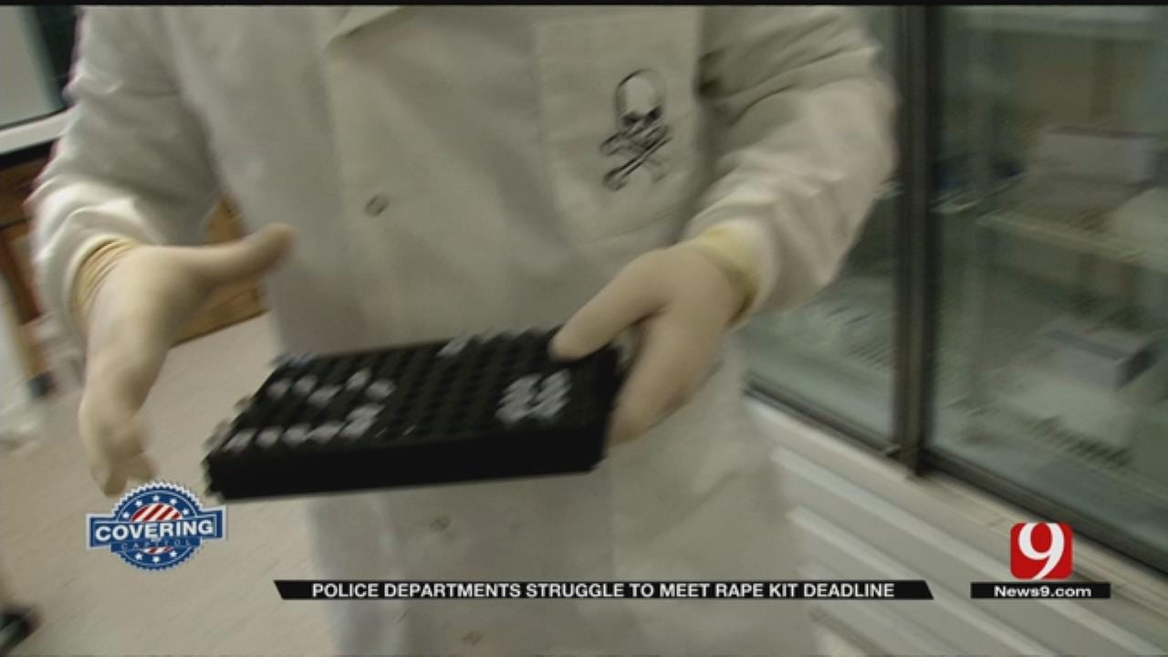 Police Not Complying With Executive Order To Audit Rape Kits