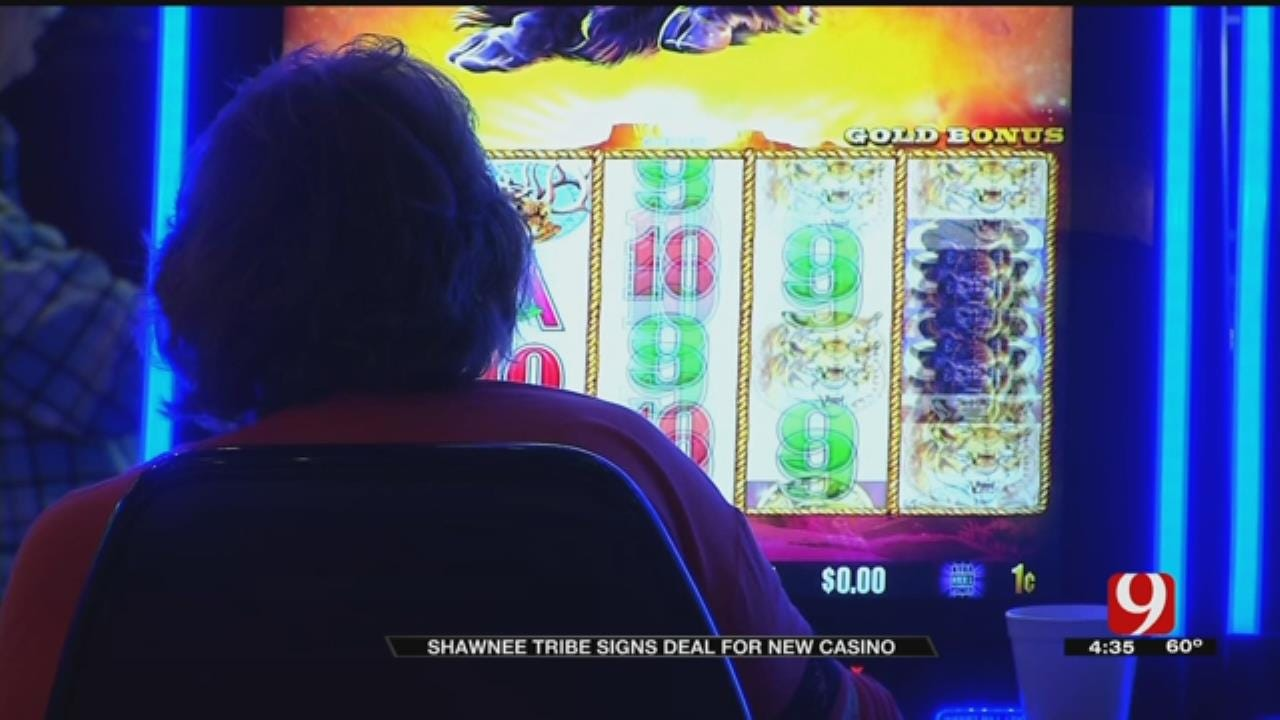 Feds Approve Shawnee Tribe's Casino Plan In Panhandle