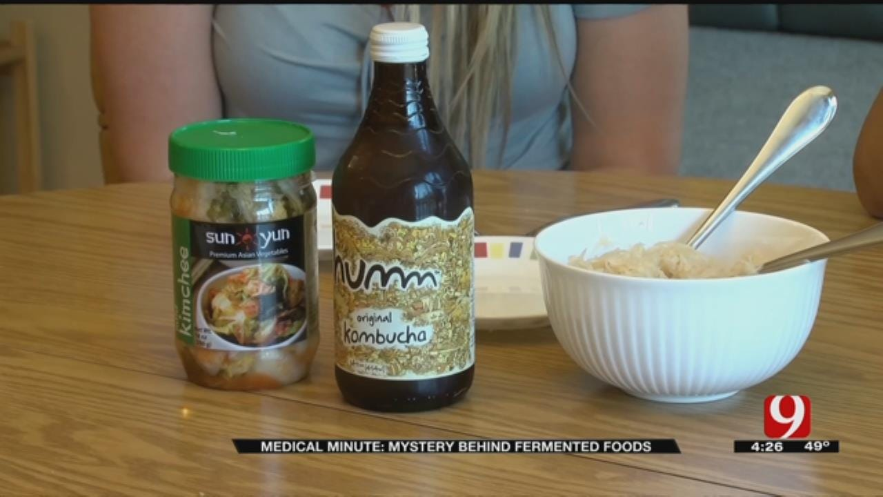 Medical Minute: Fermented Foods
