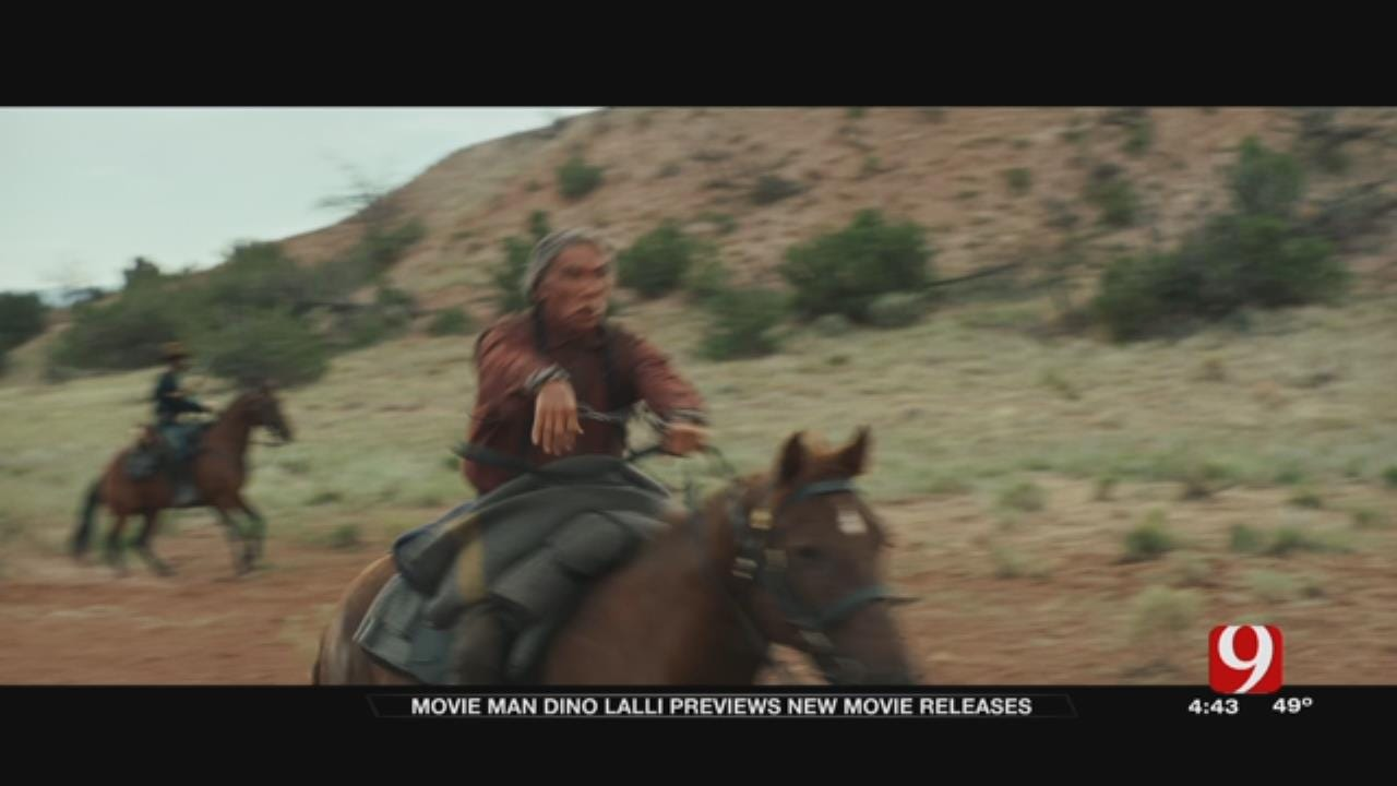 Dino's Movie Moment: Action-Packed Weekend At The Box Office