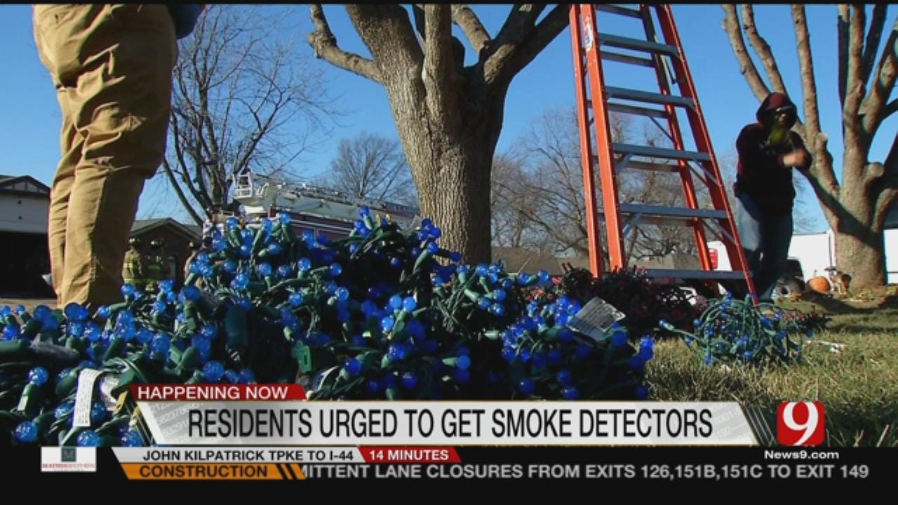Residents Urged To Get Smoke Detectors After Fire Fatalities