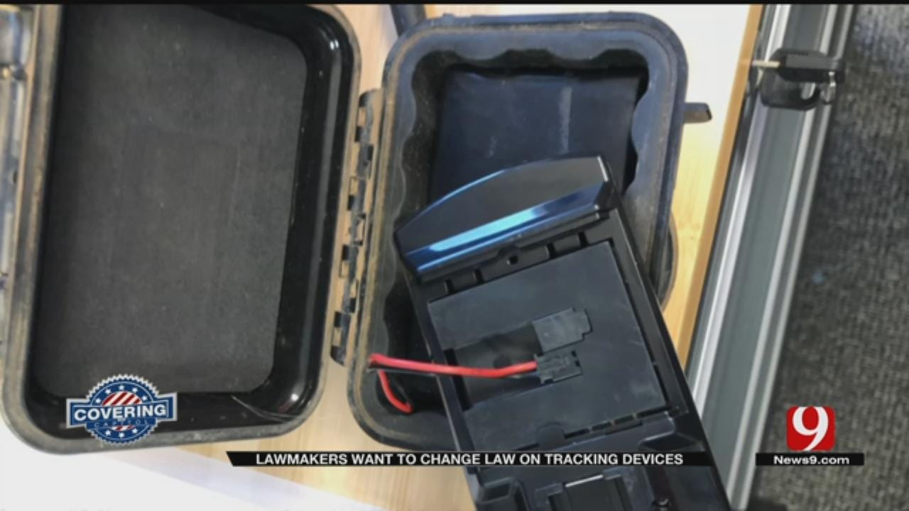 State Representative Wants To Change Law On Tracking Devices