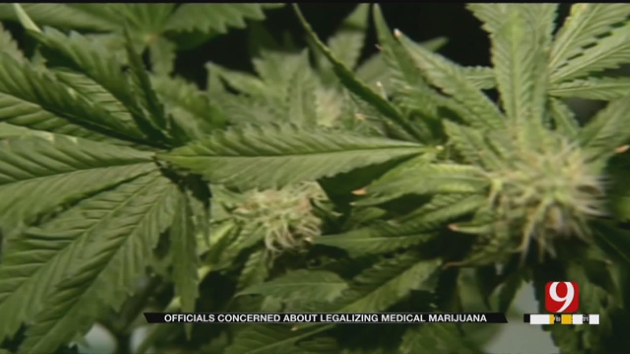 OBN, Lawmakers Voice Concerns Over Medical Marijuana