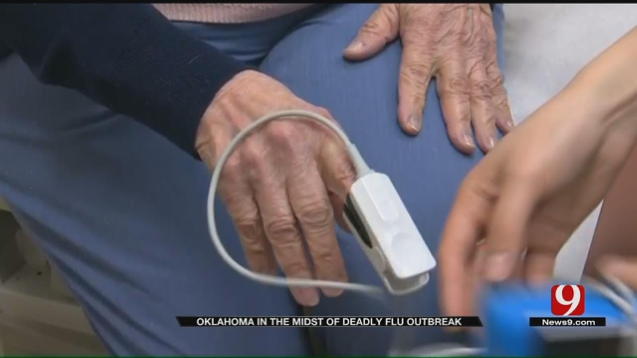 Oklahoma In The Midst Of Deadly Flu Outbreak