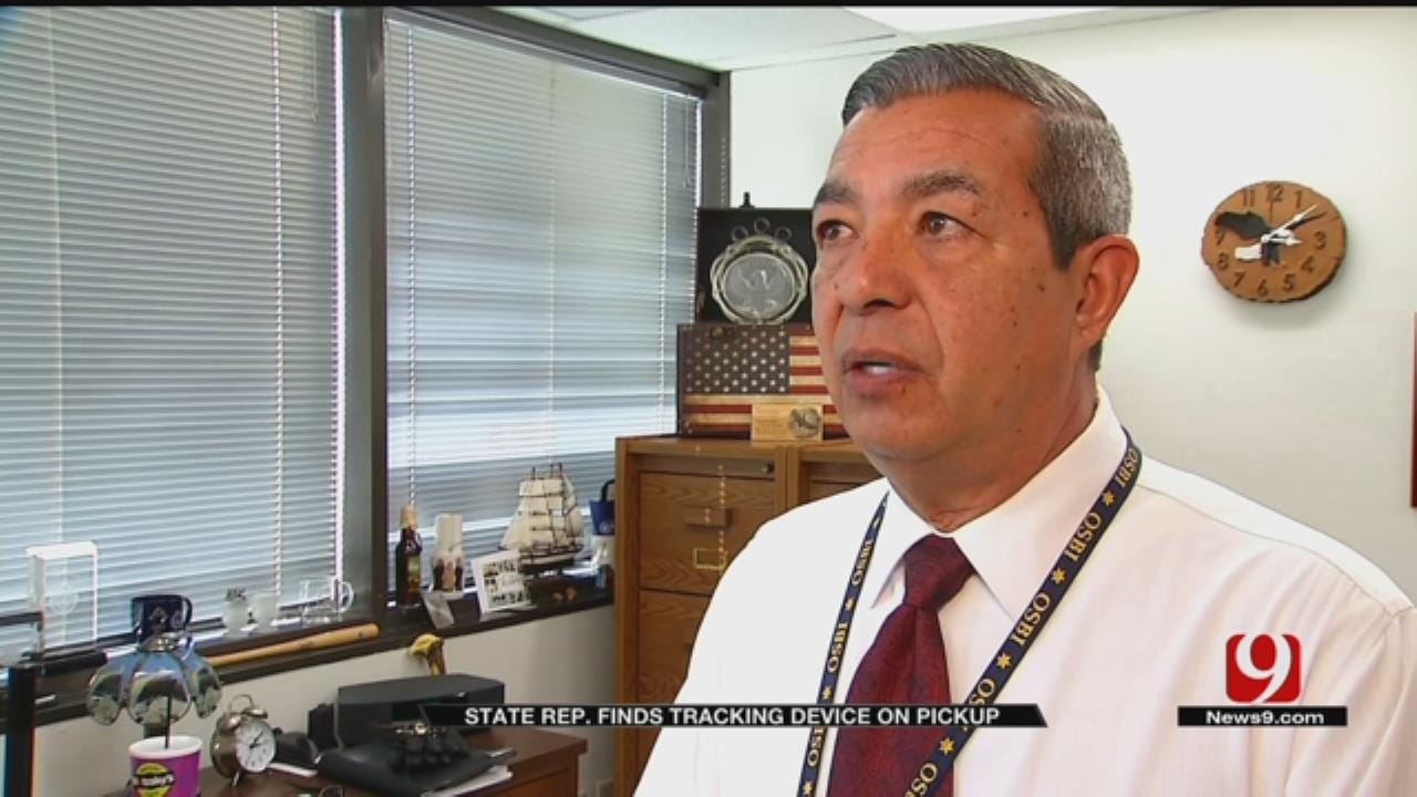 Threats Made Against State Lawmaker