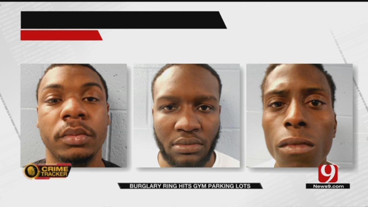 Edmond Police Bust Auto Burglary Ring