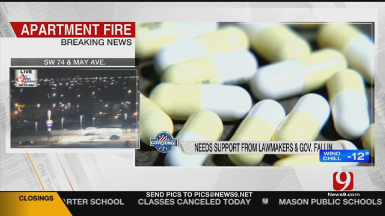 Plans To Combat State's Opioid Crisis Unveiled