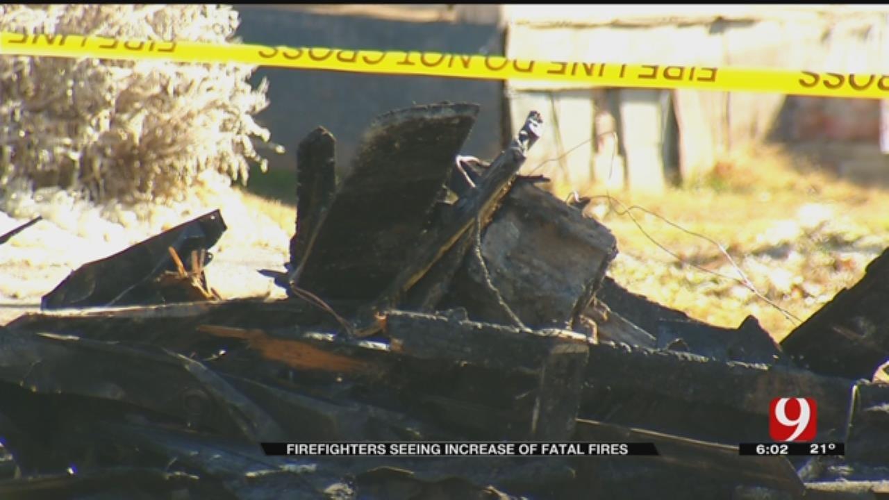 Triple Fatal Fire Shows Homeless Problem In OKC