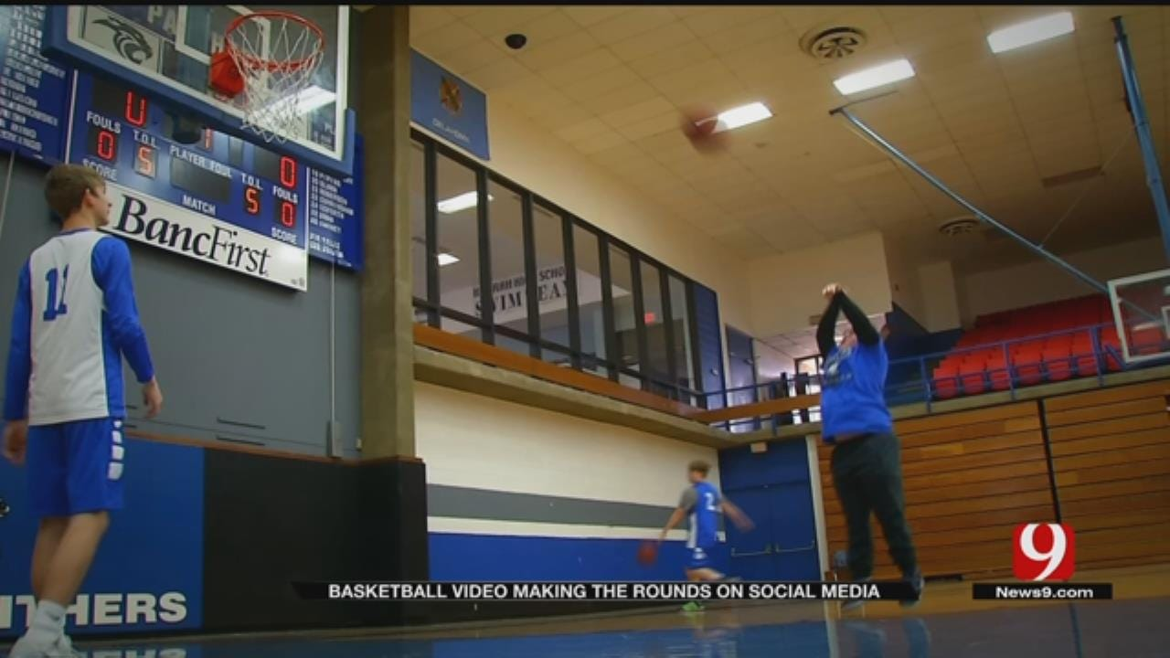 Viral Video: Crowd Erupts After Harrah Special Needs Athlete Hits Jumper