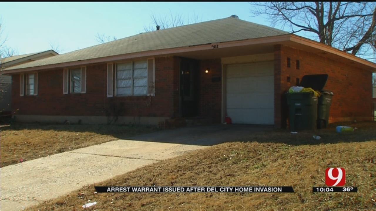 Deadly Del City Home Invasion