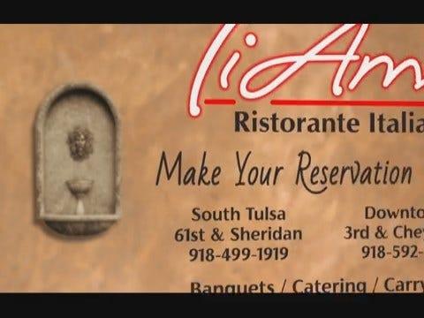 TiAmos Resturant: AAS31016 Preroll - 01/18