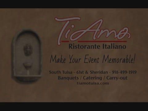 TiAmos Resturant: AAS31017 Preroll - 01/18