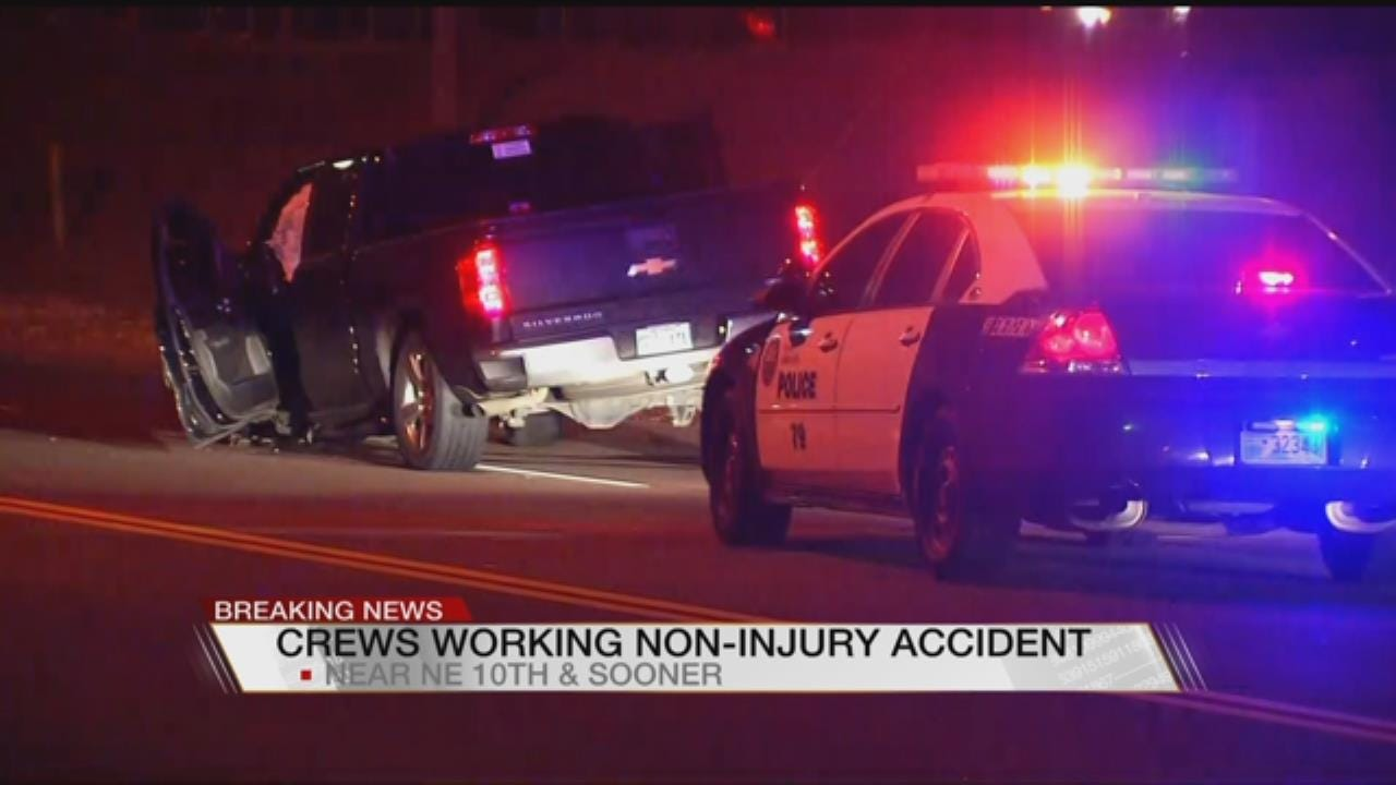 MWCPD Respond To Non-Injury Accident