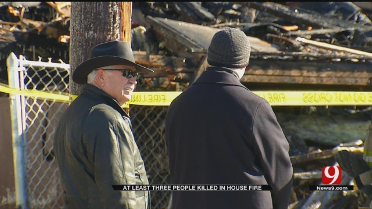 Fire Fatalities At Six So Far This Year In OKC