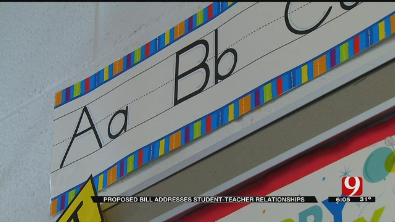 New Legislation Aims To Deter Inappropriate Teacher-Student Relationships