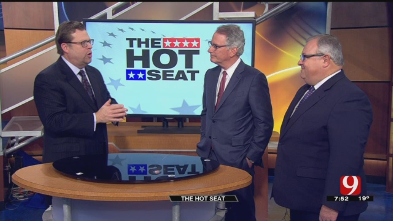 "Hot Seat: ""Step Up Oklahoma"" Reform Analysis"