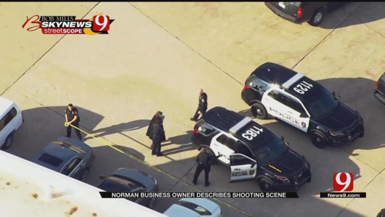 Owner Relives Terror from Active Shooter Attack at Norman Business
