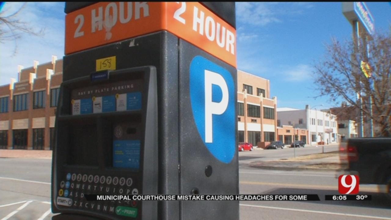 Municipal Court Says Mistake Sent Unpaid Parking Tickets To Wrong People