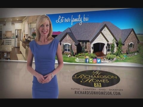 Richardson Homes: Preroll RH-1217-02TV15 - 01/18