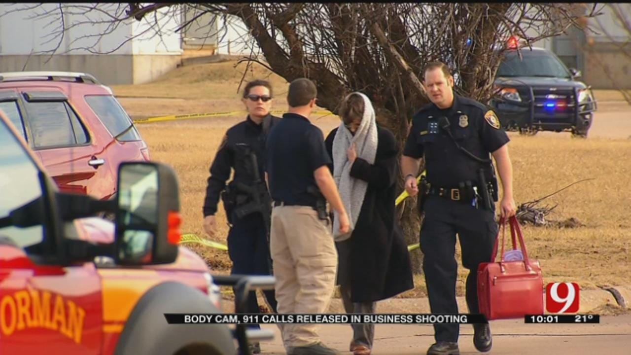Suspect In Norman Business Shooting Identified; New Details Released