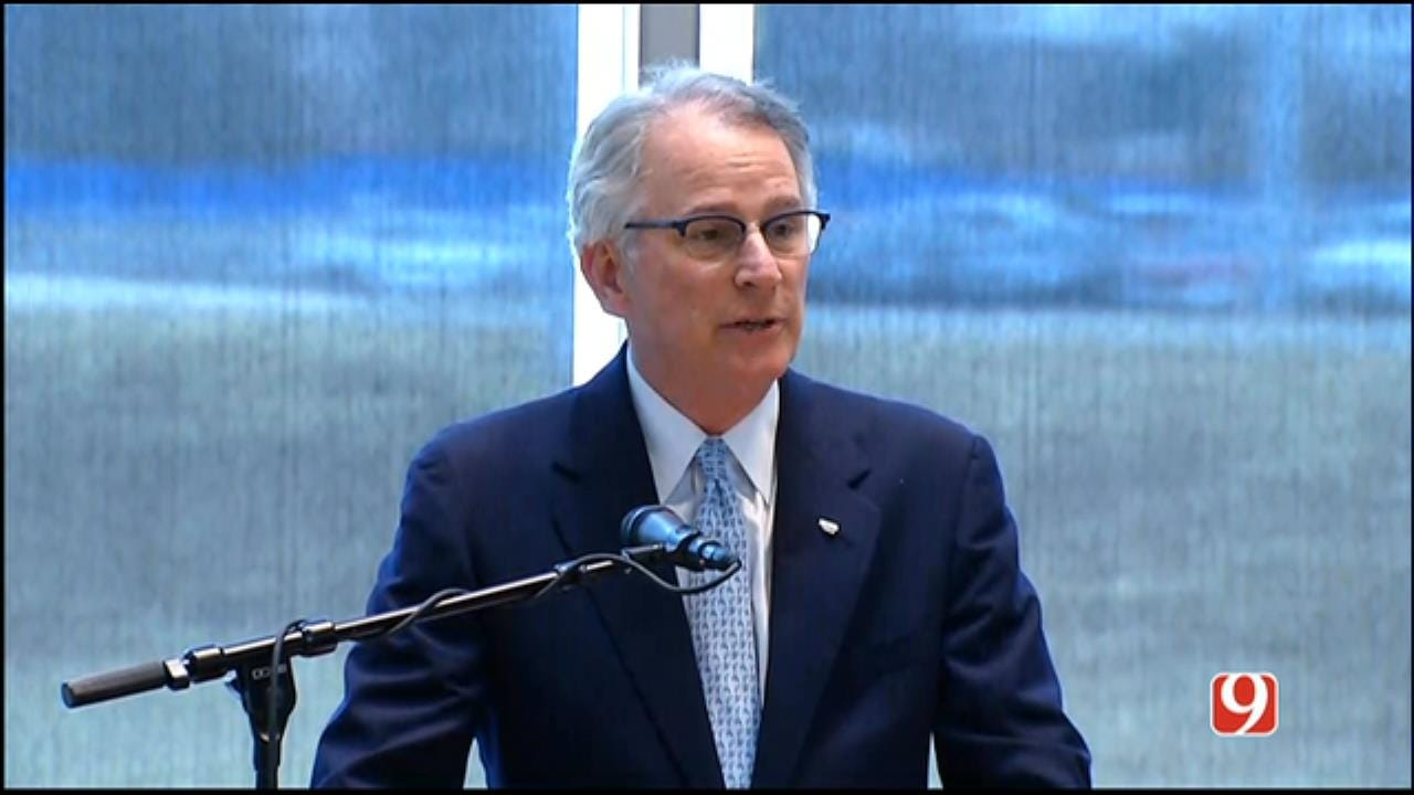 Watch: Step Up Oklahoma Press Conference