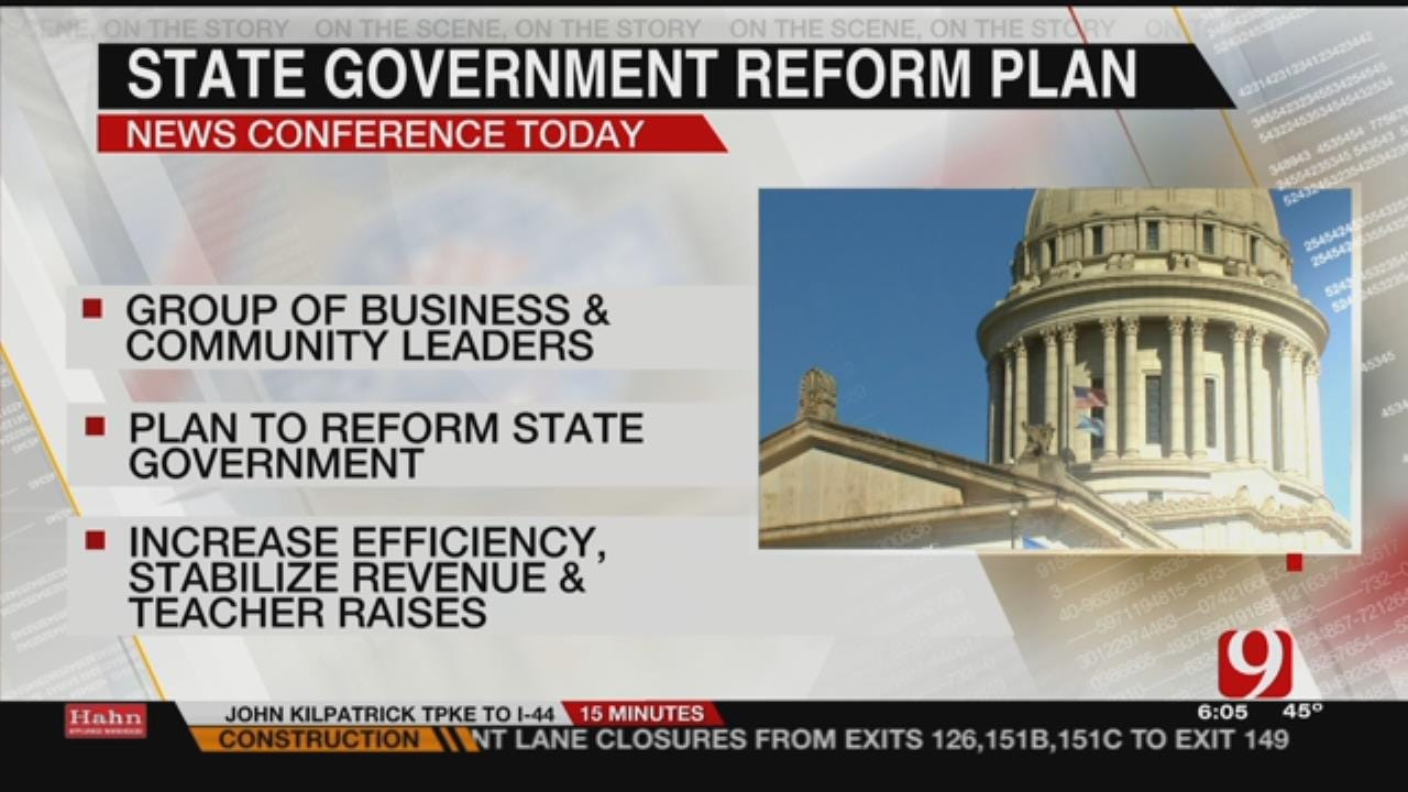 Coalition To Announce State Budget Plan Thursday Morning