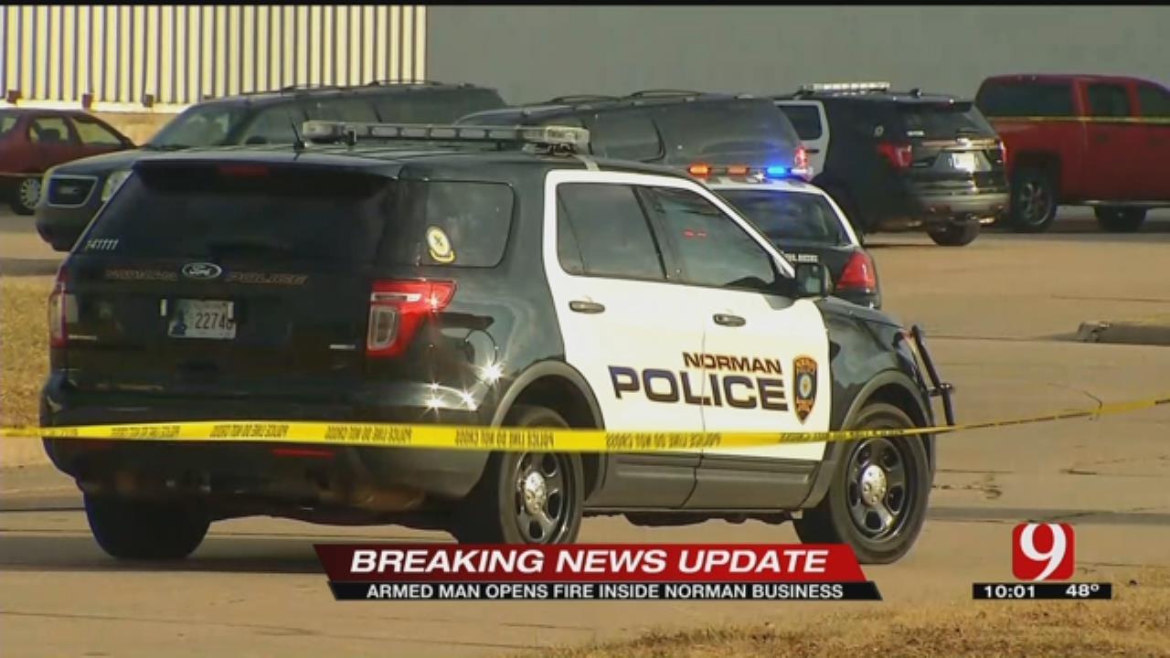 Man Ambushes Wife At Work With Guns