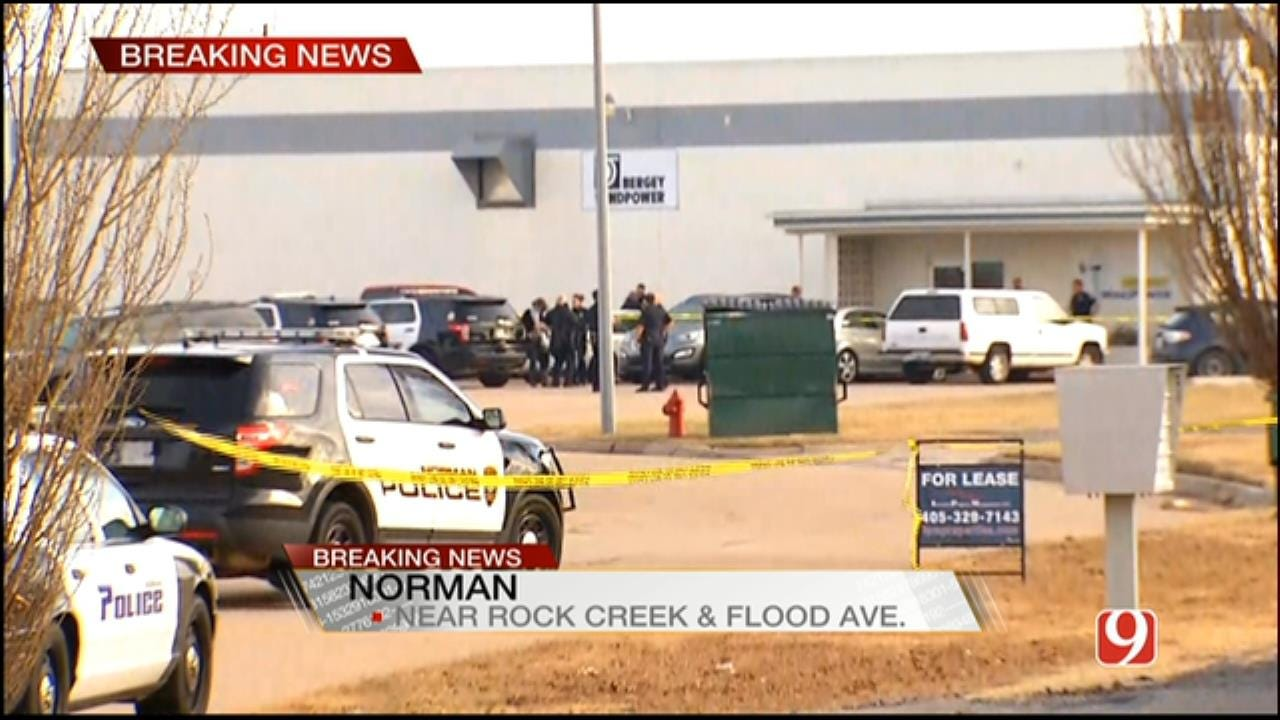 Suspect In Custody After 'Active Shooter' Situation In Norman Contained