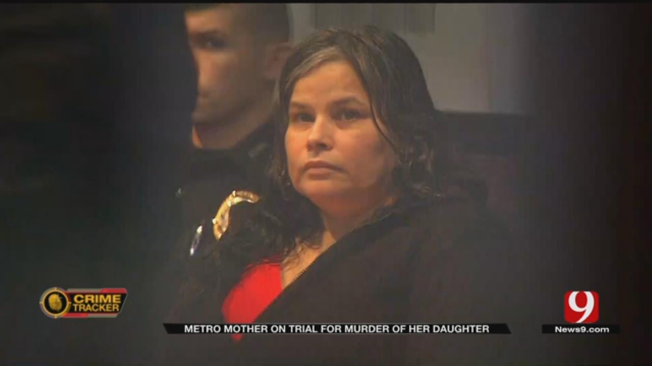 Trial Underway For Metro Mother Accused In 'Crucifix Killing'
