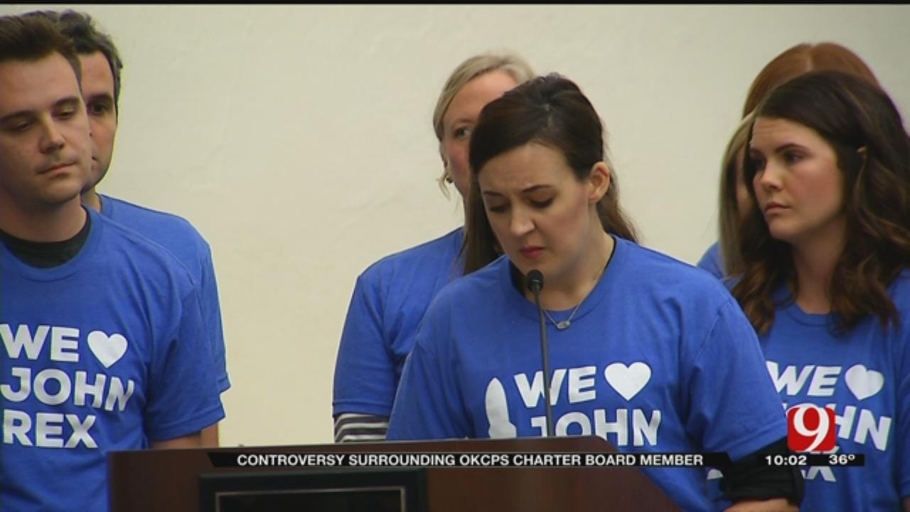 Parents Speak Out On Kirk Humphreys' Charter School Role