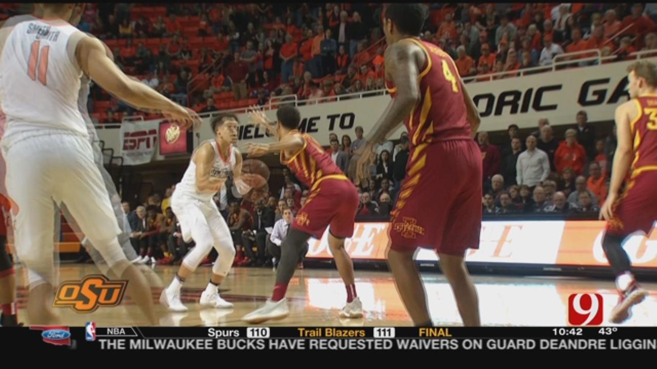 OU and OSU Basketball