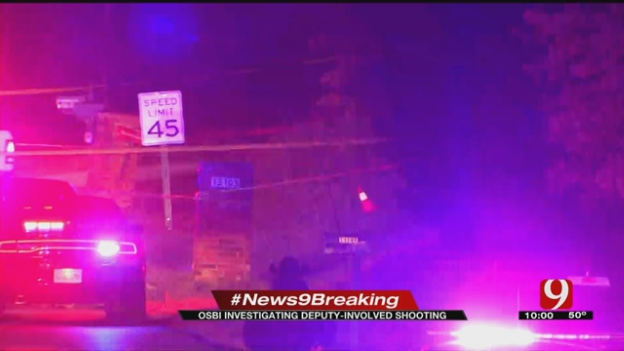 Pott County Deputy Shoots, Kills Bat-Wielding Suspect Near Shawnee
