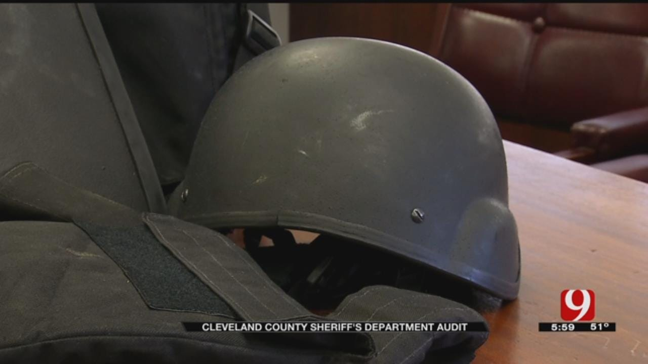 Audit Reveals Dangerous Practices At Cleveland Co. Sheriff's Office