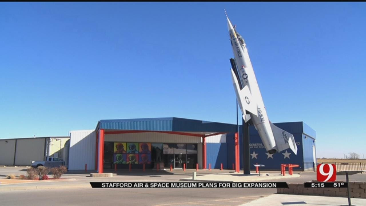 Stafford Air & Space Museum Announces Expansion Honoring Major Milestone