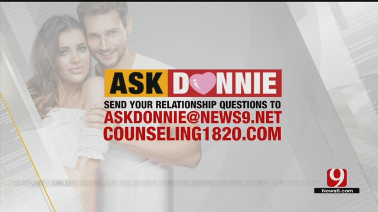 Ask Donnie: Better Relationships In 2018