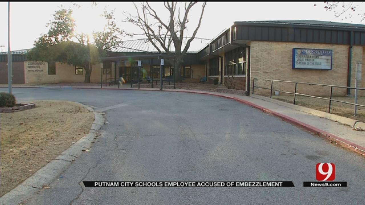 Former Metro School Secretary Accused Of Embezzlement