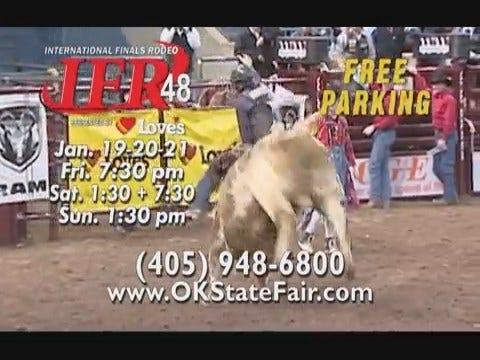 International Finals Rodeo: IFR 48 Cash 15 (cut 2) Preroll - 01/18