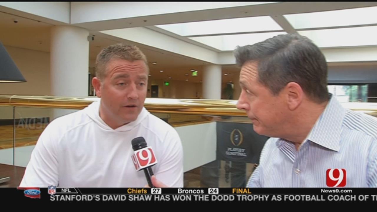 Kirk Herbstreit Talks OU Football