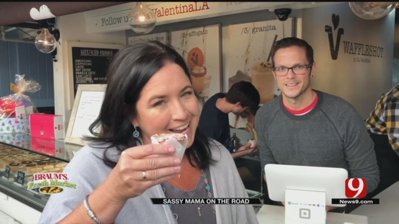 Sassy Mama On The Road: LA Farmer's Market