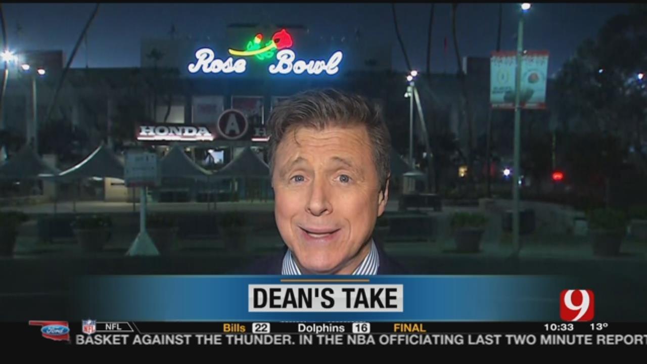 Dean Live In Pasadena