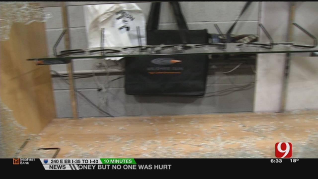 Search Continues For Suspects In Metro Gun Range Burglary