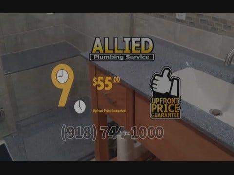 Allied Plumbing: 15 Sec 29880 Preroll - 12/17