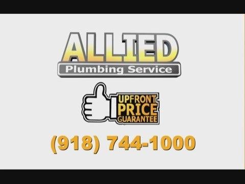 Allied Plumbing: 15 Sec 29110 Preroll - 12/17