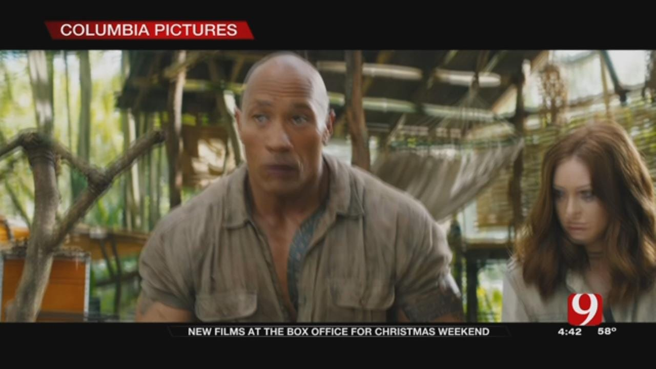 Dino's Movie Moment: Christmas Weekend At The Box Office
